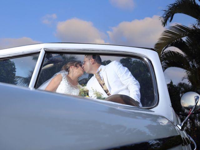 El matrimonio de Luis Carlos y Yenny en Ibagué, Tolima 14