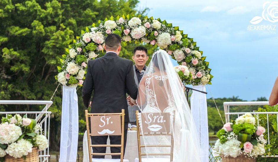 El matrimonio de Juan David  y Maritza  en Jamundí, Valle del Cauca