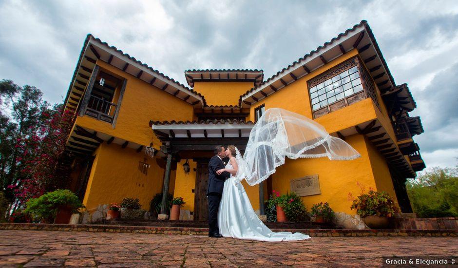 El matrimonio de Luis y Lisseth en Subachoque, Cundinamarca