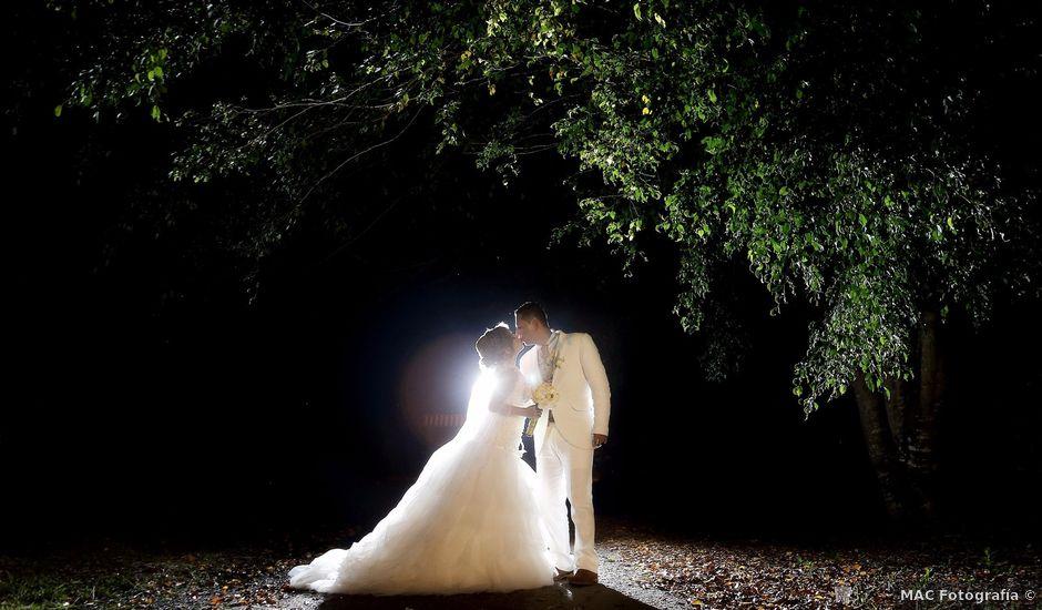 El matrimonio de Luis Carlos y Yenny en Ibagué, Tolima