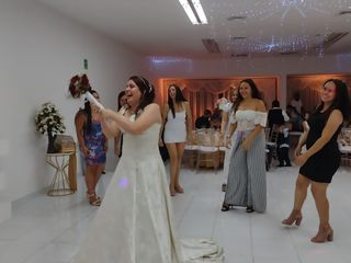 El matrimonio de Viviana y Yobany 1