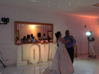 El matrimonio de Viviana y Yobany