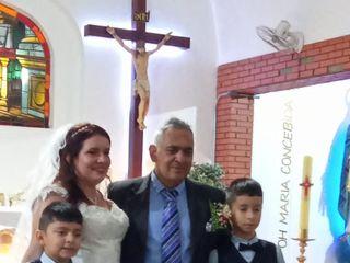 El matrimonio de Viviana y Yobany 3