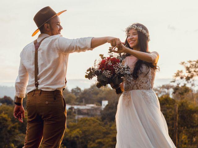El matrimonio de Jorge y Sareth en Bucaramanga, Santander 5