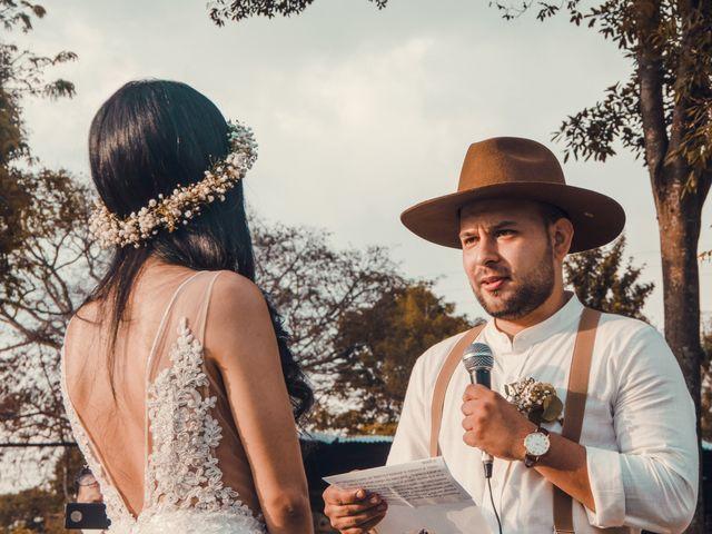 El matrimonio de Jorge y Sareth en Bucaramanga, Santander 6