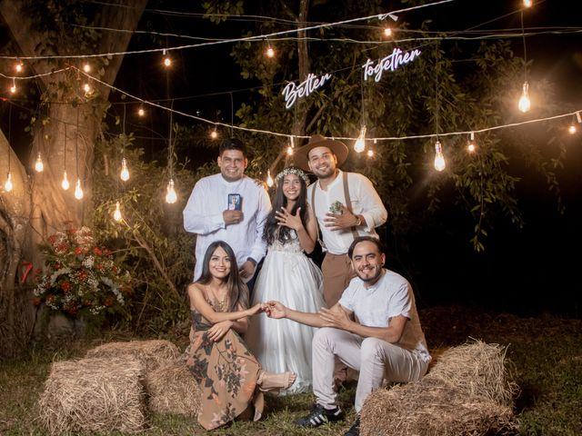 El matrimonio de Jorge y Sareth en Bucaramanga, Santander 8