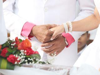 El matrimonio de Silvia y Leonel 2