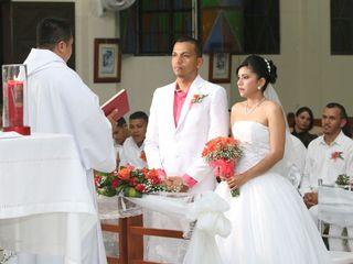 El matrimonio de Silvia y Leonel 3