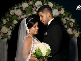 El matrimonio de Juan David y Maritza