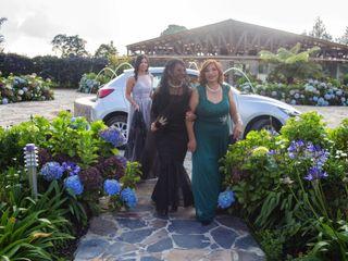 El matrimonio de Lorena y Miller 3