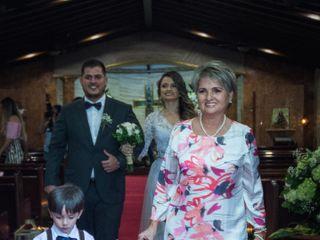 El matrimonio de Carolina y Daniel 3
