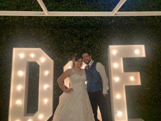 El matrimonio de Andrés Felipe y Diana Isabel