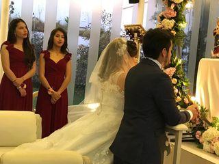 El matrimonio de Andrés Felipe y Diana Isabel 2