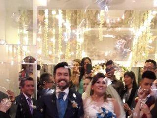 El matrimonio de Andrés Felipe y Diana Isabel 3