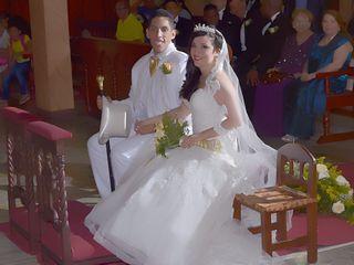 El matrimonio de Paola y Marlon