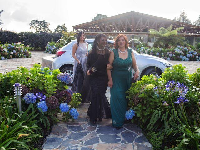 El matrimonio de Miller y Lorena en Subachoque, Cundinamarca 3