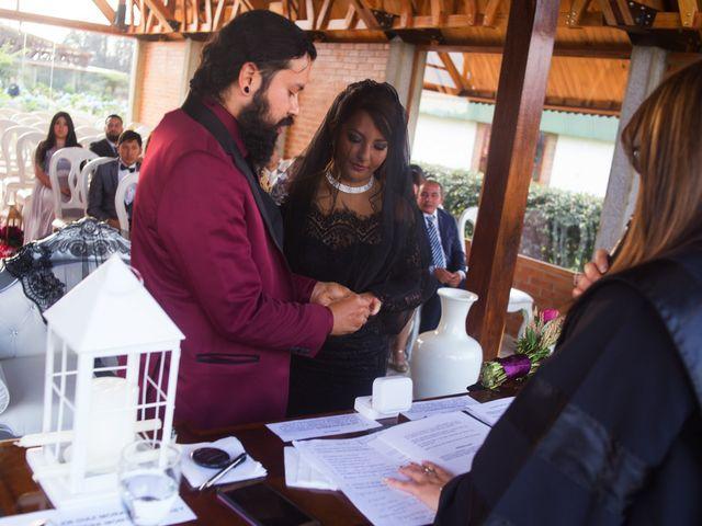 El matrimonio de Miller y Lorena en Subachoque, Cundinamarca 8