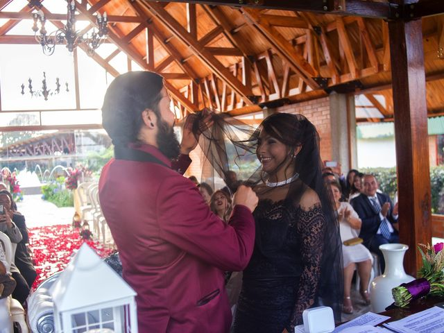 El matrimonio de Miller y Lorena en Subachoque, Cundinamarca 10