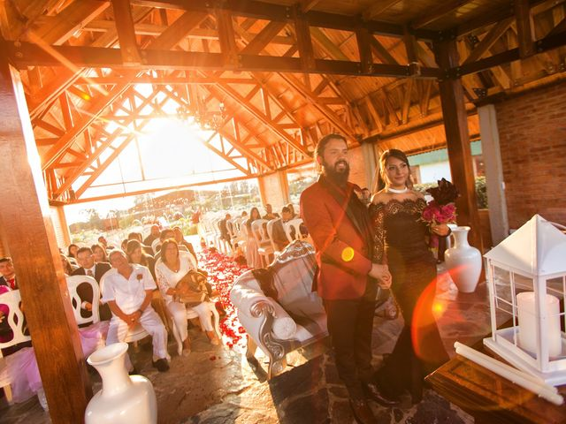 El matrimonio de Miller y Lorena en Subachoque, Cundinamarca 13