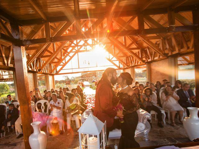 El matrimonio de Miller y Lorena en Subachoque, Cundinamarca 14