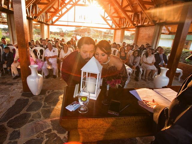 El matrimonio de Miller y Lorena en Subachoque, Cundinamarca 15