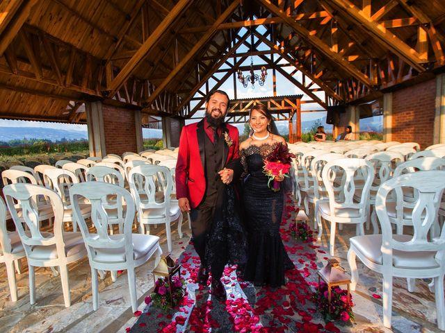 El matrimonio de Miller y Lorena en Subachoque, Cundinamarca 16
