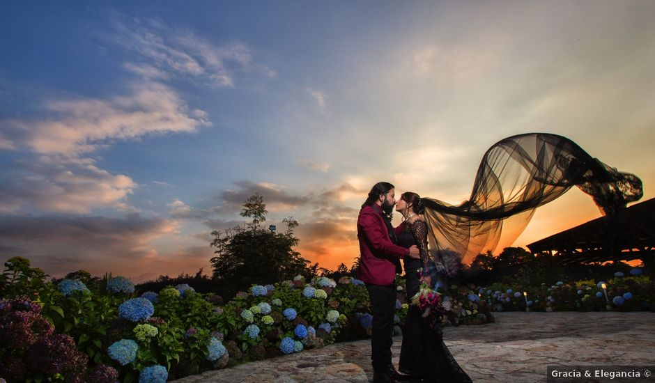 El matrimonio de Miller y Lorena en Subachoque, Cundinamarca