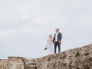 El matrimonio de Jessica y Diego