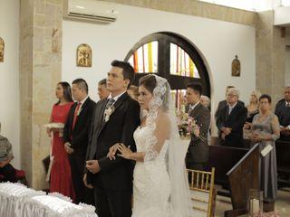 El matrimonio de Manuel y Lysette 1