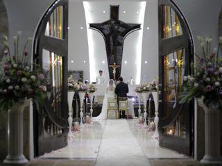 El matrimonio de Manuel y Lysette 2