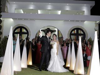 El matrimonio de Manuel y Lysette 3