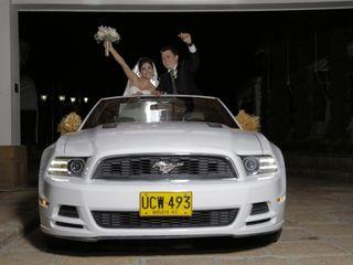 El matrimonio de Manuel y Lysette