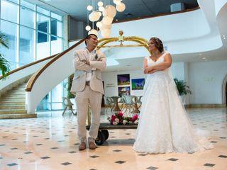El matrimonio de Natalia y Engells