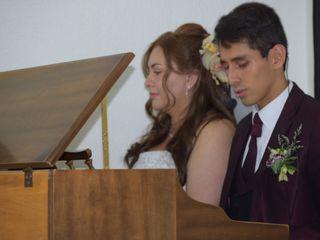 El matrimonio de David Andrés y Paula Andrea  2