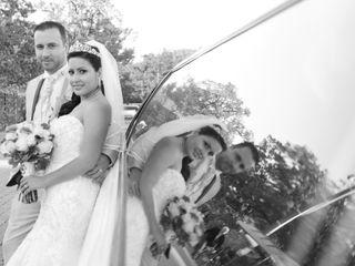 El matrimonio de Cristina y Steven