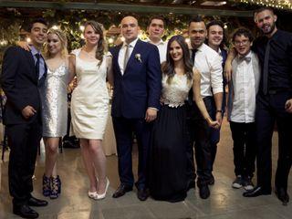 El matrimonio de Marie y Santiago 1