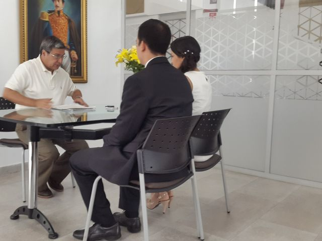 El matrimonio de Elias y Andrea en Cúcuta, Norte de Santander 1