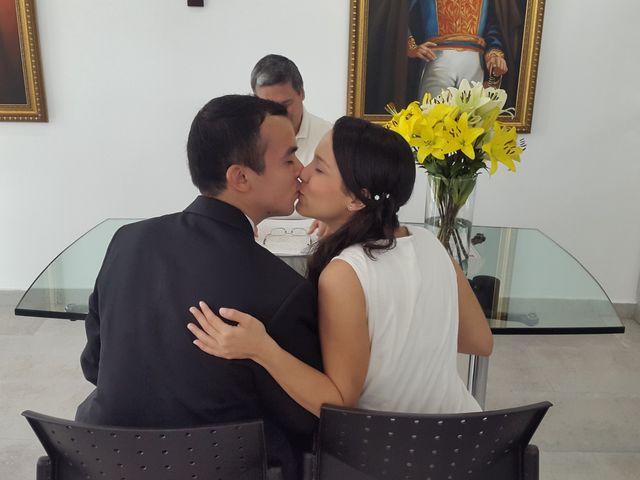 El matrimonio de Elias y Andrea en Cúcuta, Norte de Santander 4