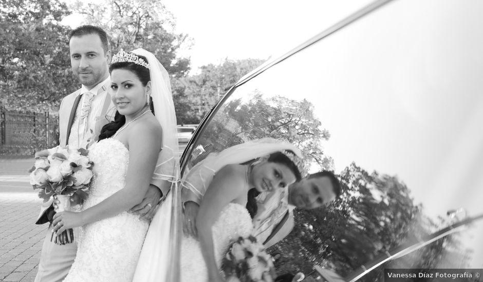 El matrimonio de Steven y Cristina en Medellín, Antioquia