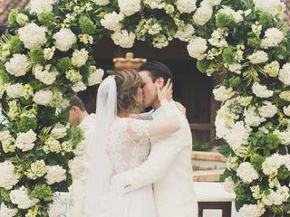 El matrimonio de Verónica y Jose