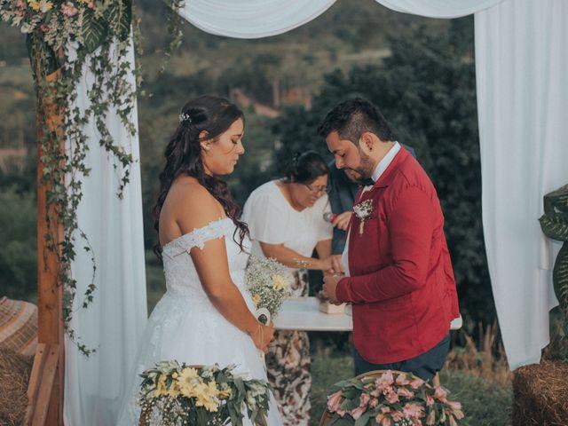 El matrimonio de Isabel y Samuel en Floridablanca, Santander 13