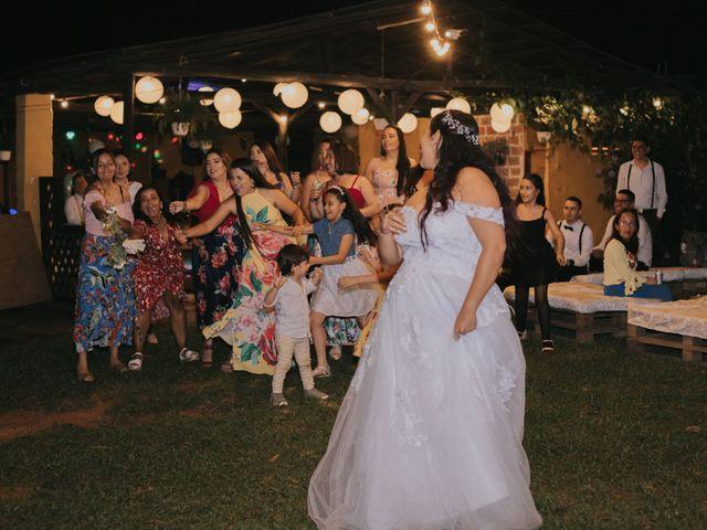 El matrimonio de Isabel y Samuel en Floridablanca, Santander 16