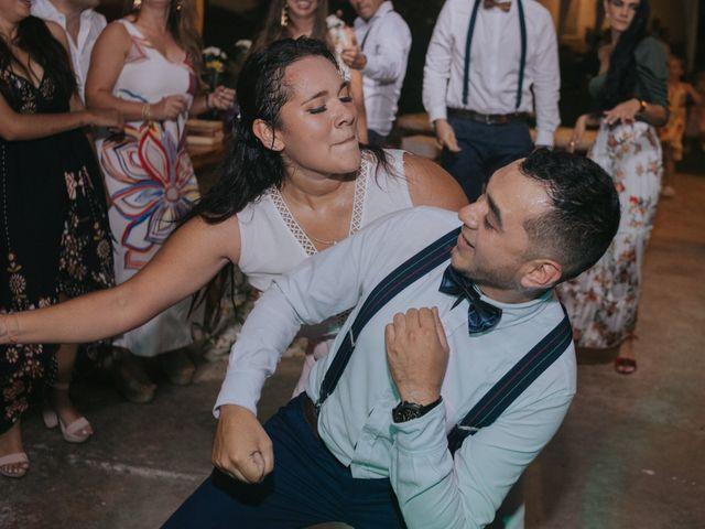 El matrimonio de Isabel y Samuel en Floridablanca, Santander 19