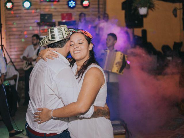 El matrimonio de Isabel y Samuel en Floridablanca, Santander 21