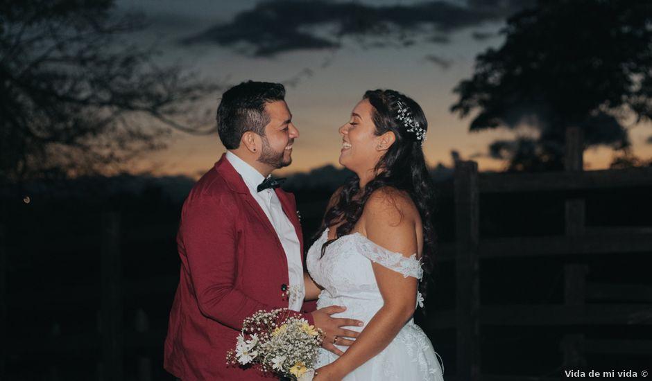 El matrimonio de Isabel y Samuel en Floridablanca, Santander