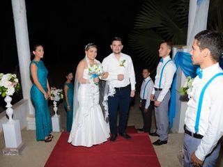 El matrimonio de Lina y Jenner 3
