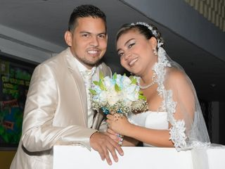 El matrimonio de Lina y Jenner