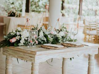 El matrimonio de Andrea y Stivens 3