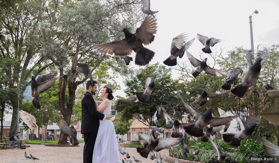 El matrimonio de Marco Andés y Catalina en Bogotá, Bogotá DC