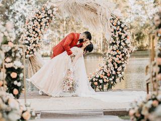 El matrimonio de Carolina y Dikson 1